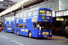Stagecoach Manchester 4761 (A761 NNA) (SelmerOrSelnec) Tags: bus manchester leyland magicbus gmt atlantean northerncounties stagecoachmanchester piccadillybusstation a761nna