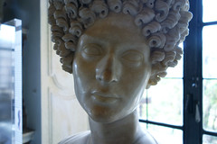 Portrait Bust of a Flavian Woman
