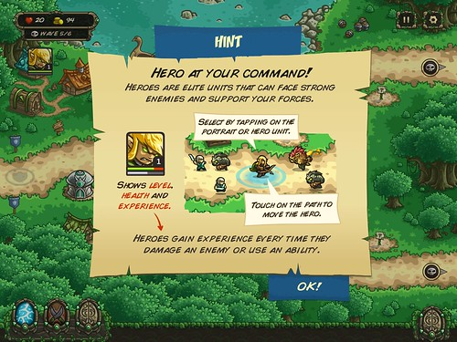 Kingdom Rush Origins Info: screenshots, UI