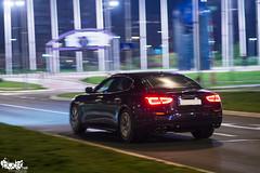 Maserati Quattroporte S. (Stefan Sobot) Tags: car race italian serbia great fast s exotic belgrade luxury rare beograd maserati srbija quattroporte