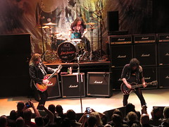 """Ace Frehley - Paul Daniel """"Ace"""" Frehley, Chris Wyse, Scot Coogan & Richie Scarlet (Peter Hutchins) Tags: chris scarlet paul dc washington kiss daniel ace richie scot 930club frehley acefrehley coogan wyse chriswyse richiescarlet scotcoogan pauldanielfrehley"""