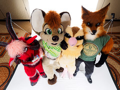 Fur the More 2016 (furthemore) Tags: fur furry more convention fandom fursuits furthemore