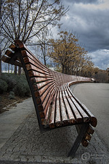 GJ 29032016_3 (gretel_jombart_fotografia) Tags: park parque cloud bench banco nublado
