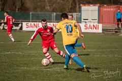 IMG_2058 (Raccoon Photography) Tags: rot fussball soccer fc kiel 08 holstein flensburg schleswig liga kilia