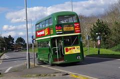 IMGP0084 (Steve Guess) Tags: uk england bus museum surrey gb cobham weybridge brooklands byfleet