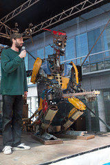 photoset: Maker Faire Vienna (16. & 17.4.2016, Semperdepot)