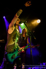Black Rain live at the Camden Barfly, London