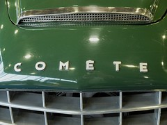 FORD Comte Monte-Carlo (badge) - 1954 (xavnco2) Tags: show france detail green classic cars ford car club french automobile view name part exposition badge autos grille bourse coup verte saf arras 2016 nom comte ravera6a