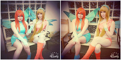 Best Friends forever <3 (Bloom) Tags: stella love friendship cosplay bloom bestfriends winxclub stellacosplay winxcosplay bloomcosplay winxclubcosplay reallivewinx winxclubreallive