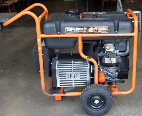 Like New Generac 17500 watt Generator - $1430.00 (Sold June 5, 2015)