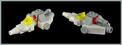 Microships (FonsoSac) Tags: scifi starship moc microscale