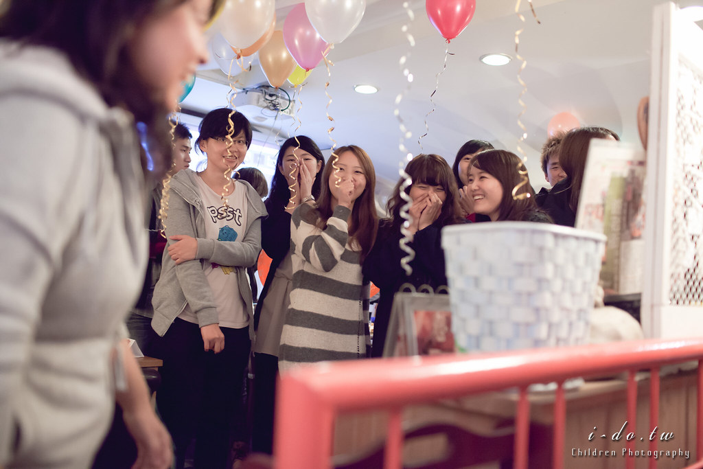 生日派對攝影 @ 淑芬。24歲