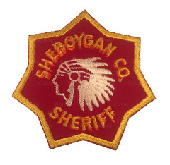 Sheboygan County Sheriff Patch (Nate_892) Tags: county green wisconsin bay coin conservation police grand valley badge fox milwaukee waukesha sheriff patch tribe sheboygan gresham wi chute challenge swat oneida outagamie