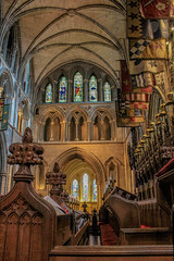 St. Patricks Cathedral - Dublin (floragiannone) Tags: ireland dublin church patrickcathedral