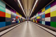 Patchwork (Timeless Seeker) Tags: underground munich mnchen ubahn georgbrauchlering