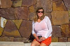 Good Morning (Thomas Hawk) Tags: vacation coffee mexico cabo julia hilton spouse resort wife bajacalifornia baja cabosanlucas loscabos juliapeterson hiltonloscabos mrsth loscaboshilton juilapeterson