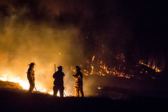 DD HWY-Field Fire-15 (Mather-Photo) Tags: winter night fire lowlight wind smoke flames burning burn damage emergency firefighters charred 2014 firstresponders fieldfire emergencypersonnel andrewmather matherphoto andrewmatherphotography