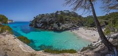 Cala Macarelleta- Menorca - Pano (Miguel A. Garc) Tags: panorama naturaleza beach nature island spain paradise pano panoramica pan isla menorca baleares balearicislands illesbalears islasbaleares nikkorlenses nikond600 nikkor1424