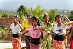 Danses balinaises (Claude-Olivier Marti) Tags: bali indonesia asia asie indonsie munduk