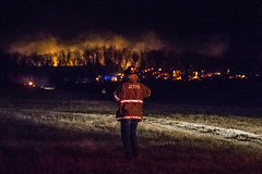 DD HWY-Field Fire-4 (Mather-Photo) Tags: winter night fire lowlight wind smoke flames burning burn damage emergency firefighters charred 2014 firstresponders fieldfire emergencypersonnel andrewmather matherphoto andrewmatherphotography