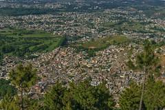 Abbottabad From a Bird eye (Hasankazmi) Tags: kakul pma golfclub abbottabad piffers chinarroad piffersgolfclub