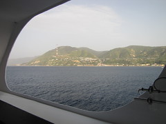 Messina Strait - IMG_5688 (Captain Martini) Tags: cruise cruising cruiseships hollandamericaline torrefaro messinastrait santatrada koningsdam messinapylons