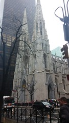 Saint Patrick's Cathedral (HIGDON FAMILY) Tags: new york city nyc newyork rock center 30rock rockafeller rockafellercenter 2016