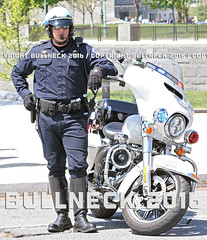 USCP, Apr. '16 -- 142 (Bullneck) Tags: washingtondc spring uniform gun cops boots protest police harley toughguy motorcycle americana heroes macho breeches uscapitolpolice motorcyclecops motorcyclepolice motorcops biglug uscp bullgoons federalcity