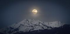 Moonrise (Edsome) Tags: tirol moonrise moonshine mondschein mondaufgang glungezer