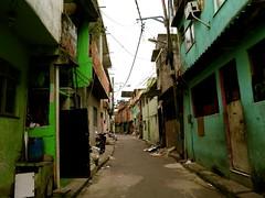 Streetscape (CatComm | ComCat | RioOnWatch) Tags: brazil water gua brasil riodejaneiro sewage favela picapau esgoto cordovil