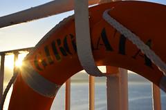 Boue (Dorian Duplex) Tags: ferry de soleil marseille bateau ajaccio lever equipage coque traverse