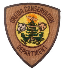 Oneida Conservation Department Patch (Nate_892) Tags: county green wisconsin bay coin conservation police grand valley badge fox milwaukee waukesha sheriff patch tribe sheboygan gresham wi chute challenge swat oneida outagamie