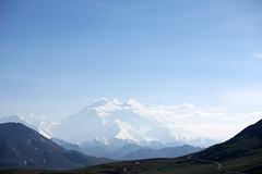 mt. mckinley (kaimonster) Tags: vacation mountain snow alaska trails denali