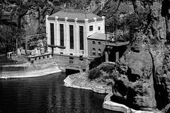 We all want Power (BrownZelip) Tags: blackandwhite building water monochrome electric river power snake idaho twinfalls shoshoneriver