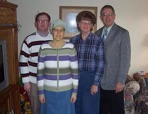 "David, Becky, Mrs. Vaprezsan and Preacher • <a style=""font-size:0.8em;"" href=""http://www.flickr.com/photos/51970808@N07/26645471635/"" target=""_blank"">View on Flickr</a>"