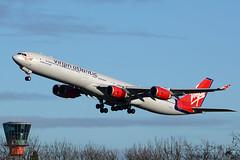 G-VFIZ.LHR.281215 (MarkP51) Tags: plane airplane nikon image heathrow aircraft aviation airbus vs airliner lhr virginatlantic vir londonheathrow egll virginatlanticairways a340642 aviationphotography d7100 gvfiz markp51