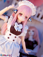 Super Japan Expo 2015 (Dollymoe) Tags: anime cute japan toy toys doll dolls expo makeup super moe custom azone faceup sonico obitsu pureneemo sonicomi dollymoe