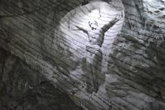 """Miniera di salgemma di Realmonte: bassorilievo di Ges Crocifisso nella """"Cattedrale di sale"""" (costagar51) Tags: italy italia arte sicily sicilia agrigento storia realmonte bellitalia anticando contactgroups"""