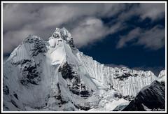 Cordillera Huayhuash (Per) (Aitor Las Hayas) Tags: mountains per alpinismo montaas huayhuash alpinism