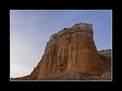 RAMBLA BARRACHINA IV (Juan J. Marqués) Tags: naturaleza tierras teruel texturas ramblas erosión ocres arcillas