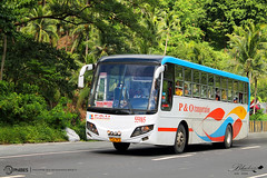 P & O Transport, Corp. - 55985 (blackrose917_051) Tags: bus transport po daewoo society pong philippine enthusiasts oning partex de12 55985 mrseries philbes bs106