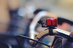 The red one _ #22/100 Bike Project (pierfrancescacasadio) Tags: bike bicycle 22 bikeproject