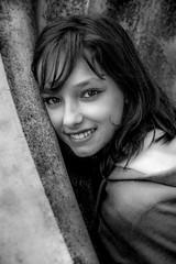 Cyr in 2009 (SylvainMestre) Tags: portrait 2009 cyrielle