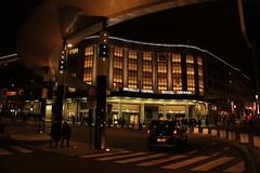 Brussel Centraal (Karl Van Loo) Tags: station bruxelles brussel kerstmarkt brusselcentraal bruxellescentral