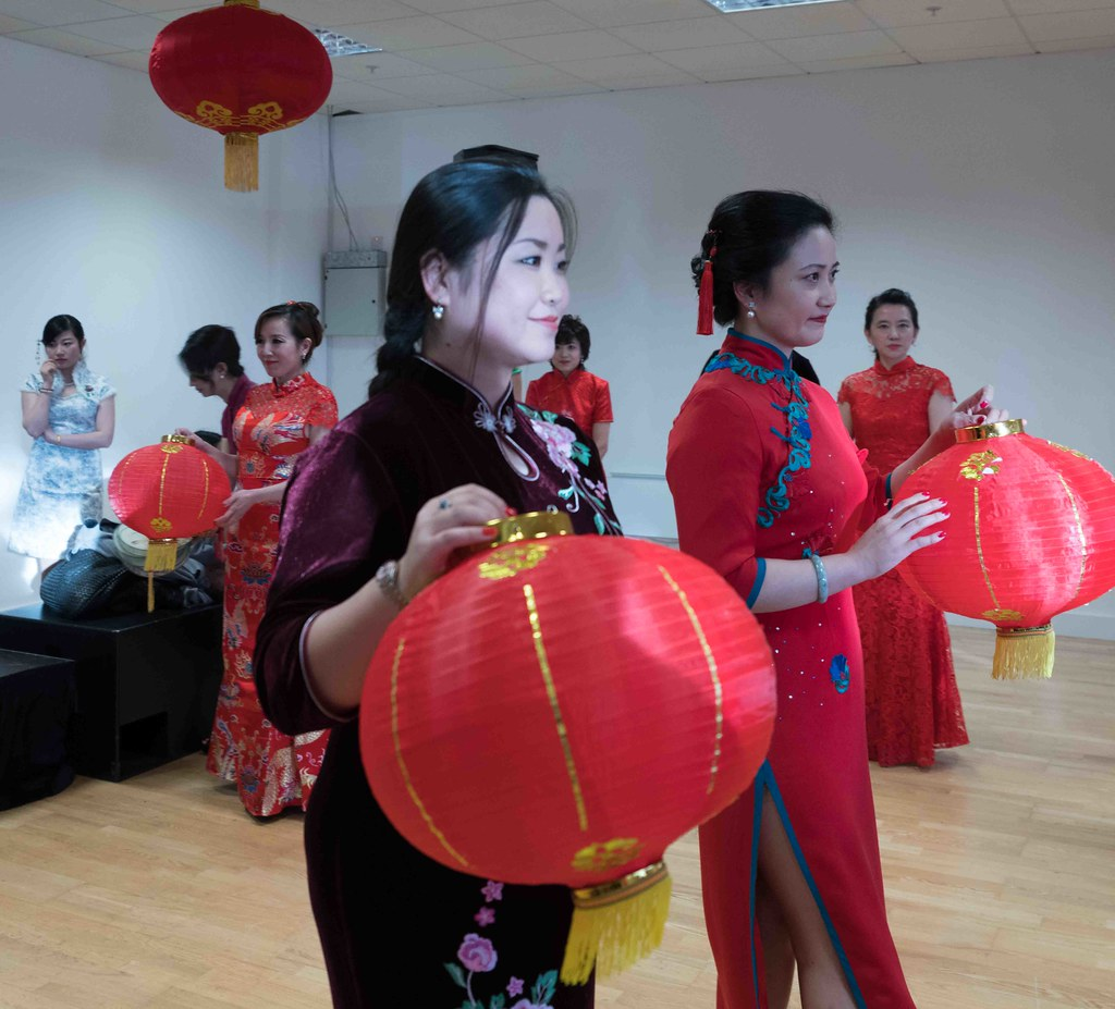 CHINESE COMMUNITY IN DUBLIN CELEBRATING THE LUNAR NEW YEAR 2016 [YEAR OF THE MONKEY]-111618