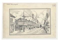 Loxton X 1530 (Bristol Libraries) Tags: road uk bristol filton horfield