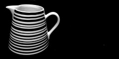 Jug (Ginni B) Tags: stripes stripe pad jug striped stripy