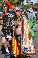 Socit de Ste. Anne 107 (Omunene) Tags: costumes party fun neworleans parade alcohol mardigras partytime faubourgmarigny licentiousness neworleansmardigras walkingparade socitdesteanne mardigras2016 alcoholfueledlicentiousness roylstreet