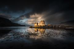 Eilean Castle (ExploreLight) Tags: light castle nature landscape scotland landscapes highlands dramatic tours scotish workshops landscapephotography explorelight lovescotland