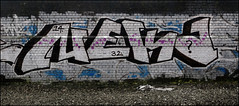 Neka (Alex Ellison) Tags: urban london graffiti boobs railway graff trackside tbf neka northwestlondon 1t nekah